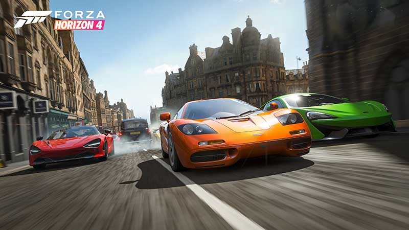 Forza Horizon 4 Games