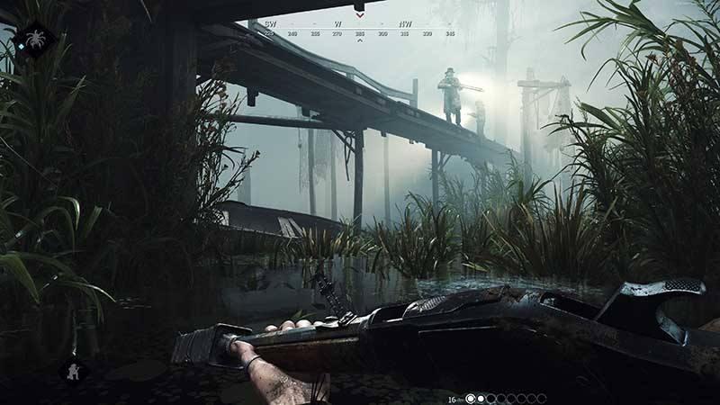 Hunt Showdown Online