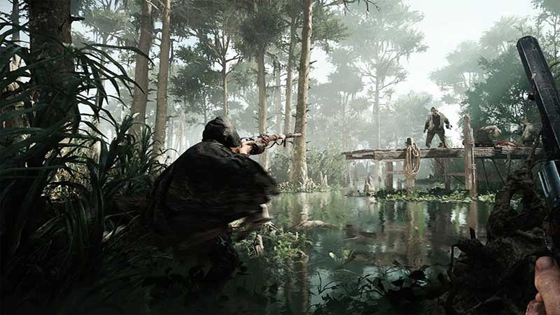 Hunt Showdown PC Games