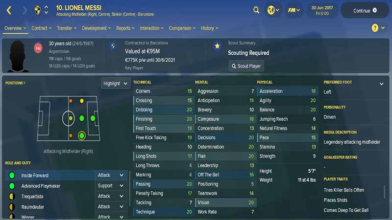 football manager 2019 screen 2