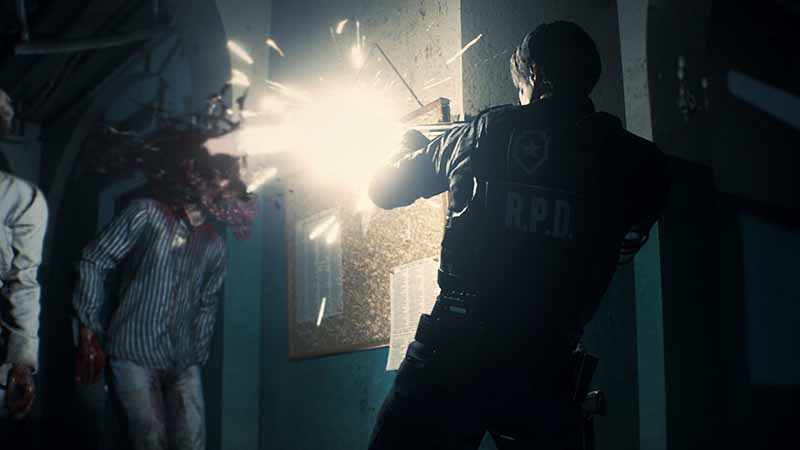 Resident Evil 2 Remake Screen 5