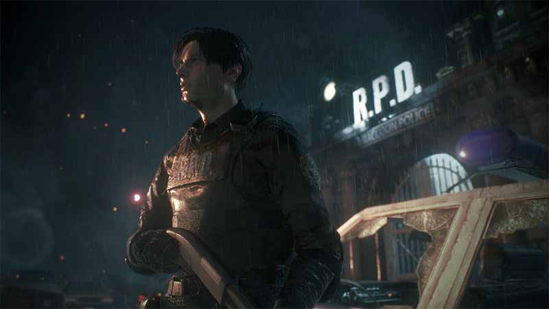 Resident Evil 2 Remake Screen 3
