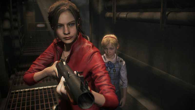 Resident Evil 2 Remake Screen 2