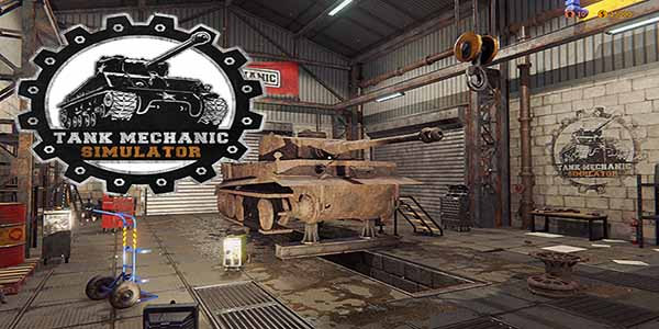 Tank Mechanic Simulator Download For PC